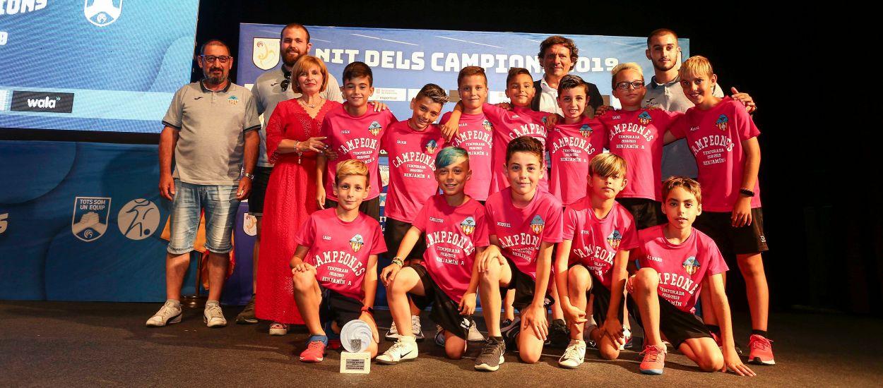 Nit dels Campions al Baix Llobregat 2019