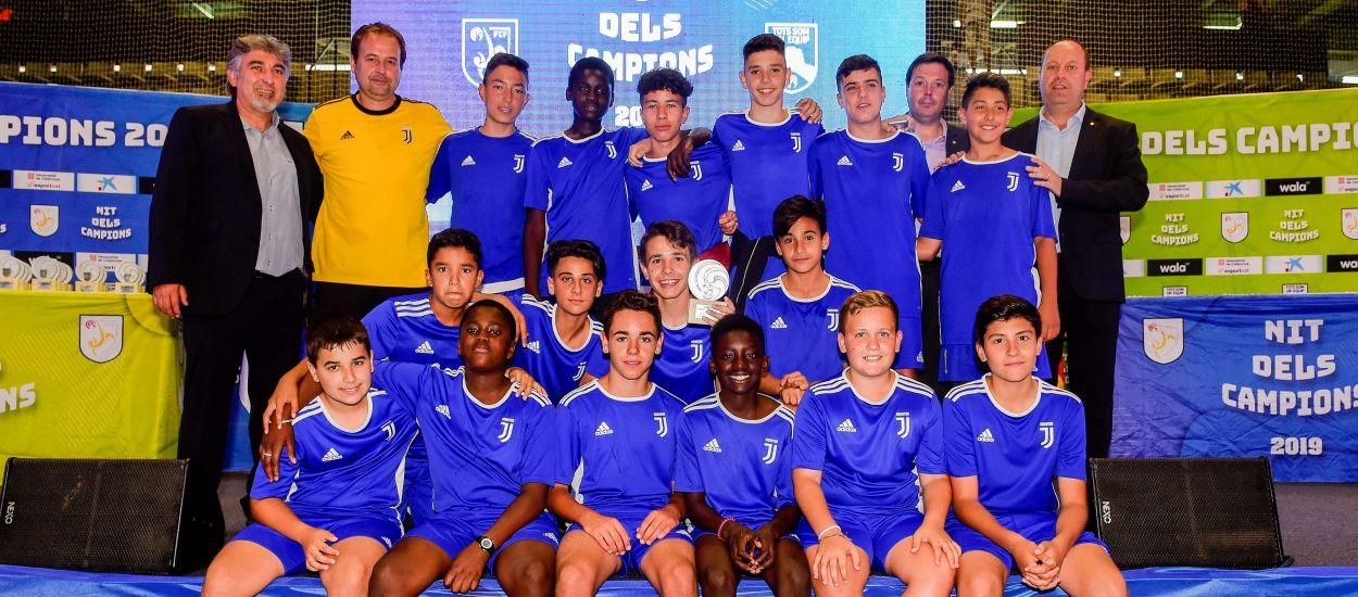 Noches de Campeones en Girona 2019