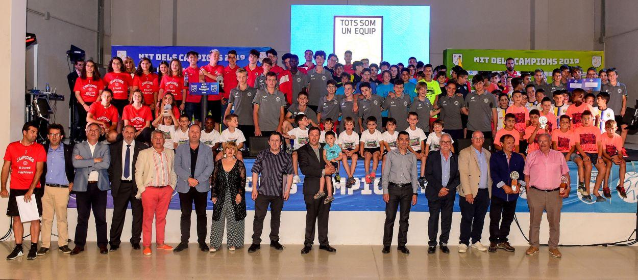 Nit dels Campions a Osona 2019