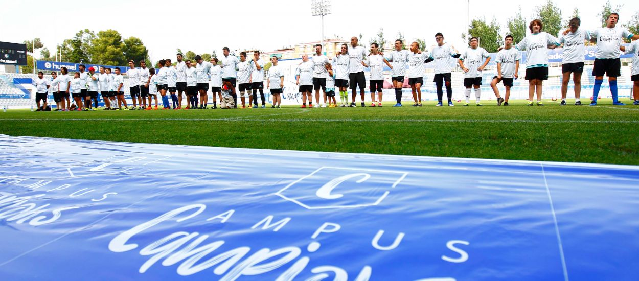 El Campus Campions tanca la primera edició amb una gran festa a la Nova Creu Alta