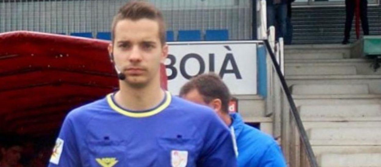Josep Antoni Vigo ascendeix al grup d'Assistents de 2a Divisió i Gonzalo Romero a la 2a 'B'