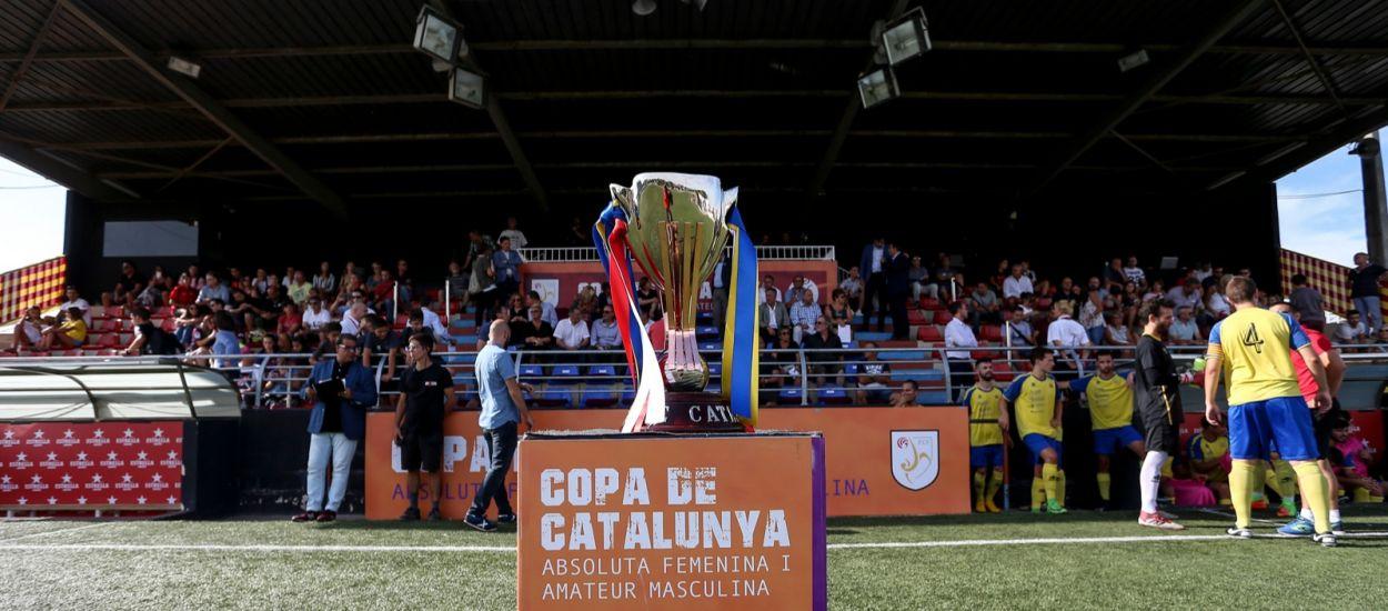 La Fase Final de la Copa Catalunya Femenina i la final de l'Amateur es disputaran a Palamós
