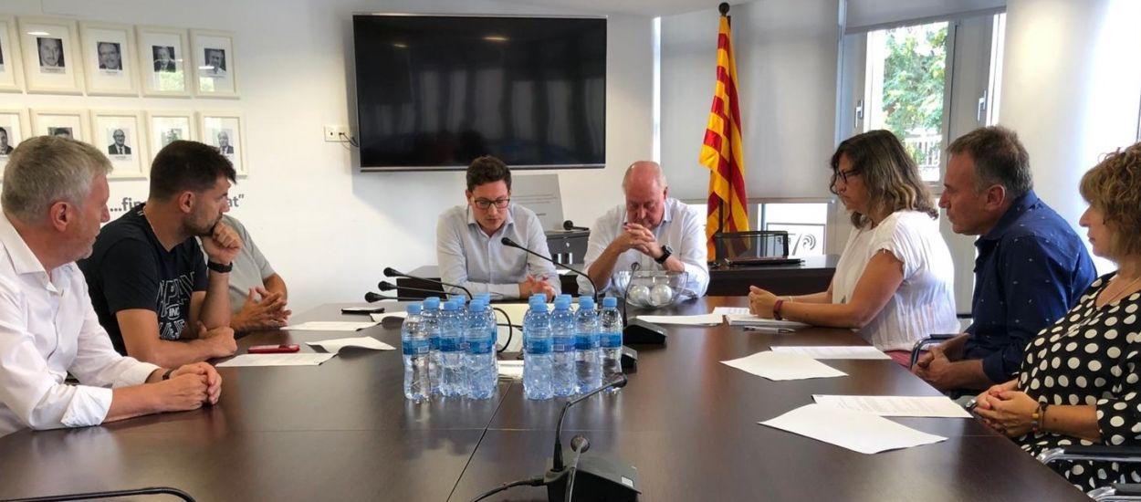L'AE Prat i l'FC Vilafranca disputaran la final autonòmica de la Copa RFEF