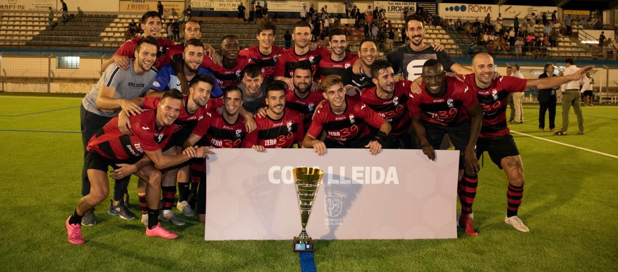 L'EFAC Almacelles es proclama campió de la Copa Lleida Amateur