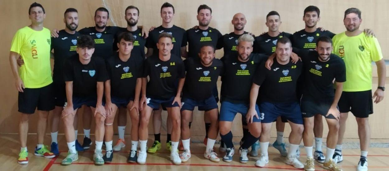 Dia històric a Sabadell pel CFS Eixample i pel FS Salou