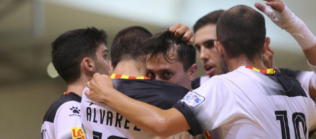 L'Industrias Santa Coloma, a la final de la Copa Catalunya Sènior masculina de futbol sala