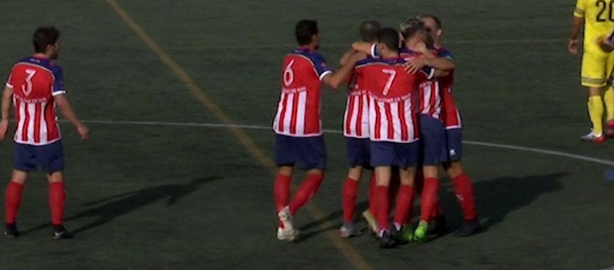 Resum i gols de la jornada 3 de la Tercera Divisió (Grup 5)