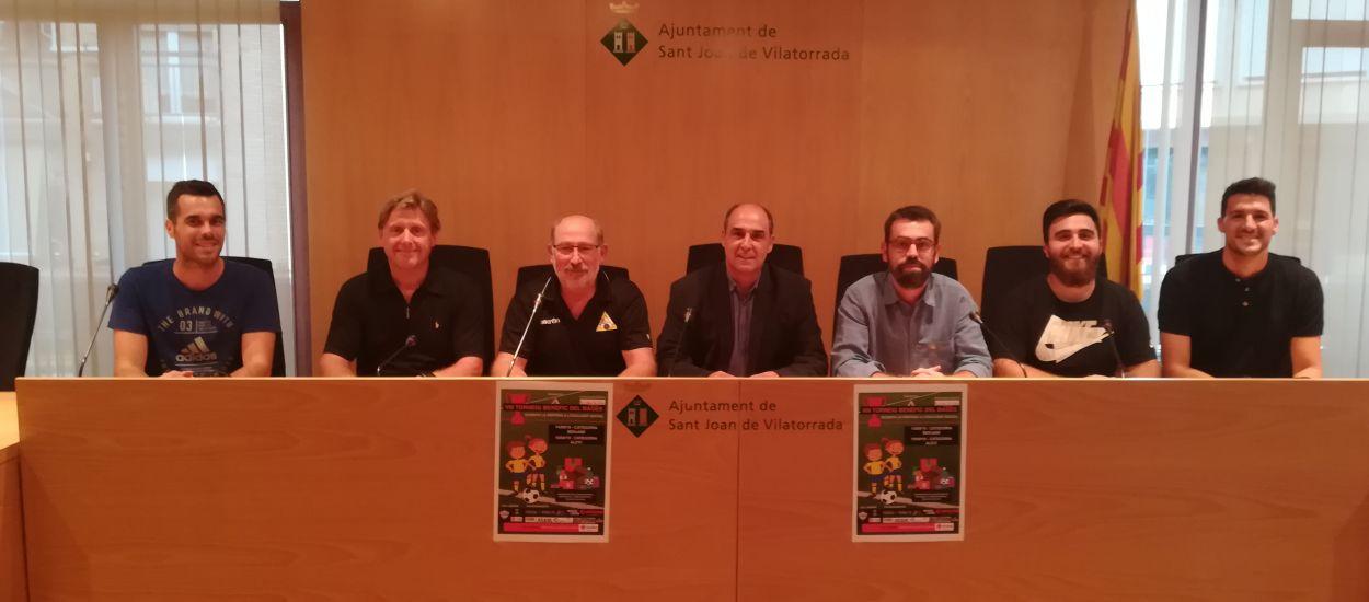 La Fundació de l'FCF col·labora amb el Torneig Benèfic del Bages