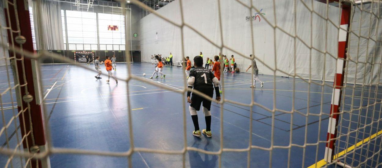 Arranca la competición de las categorías nacional de fútbol sala
