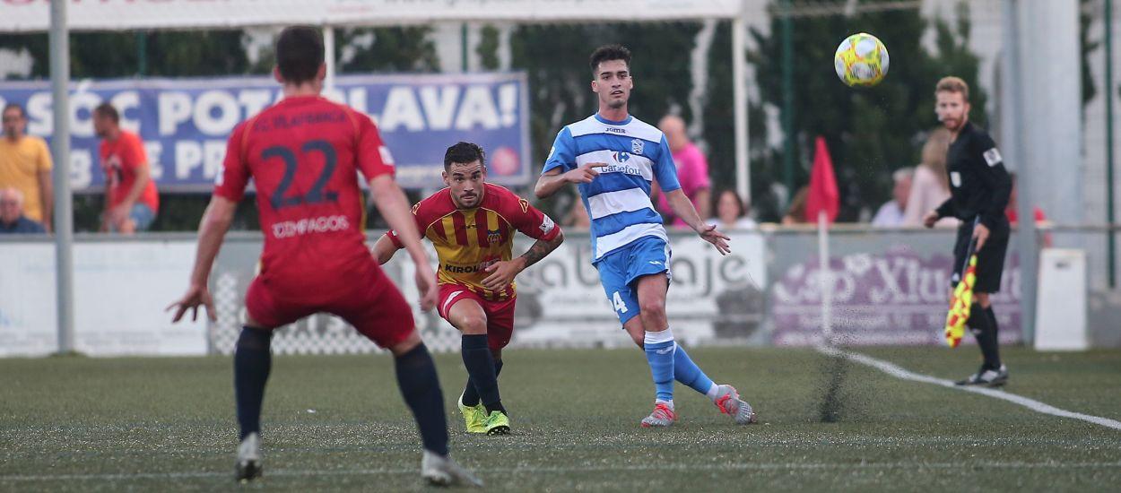 El  AE Prat s'imposa 2 al 1  al FC Vilafranca i jugarà la Fase Nacional de la Copa RFEF