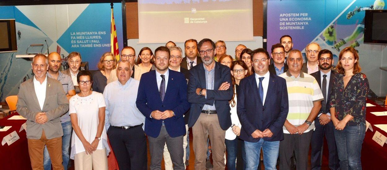 La FCF participa en la Comisión contra la violencia es espectáculos deportivos de Catalunya