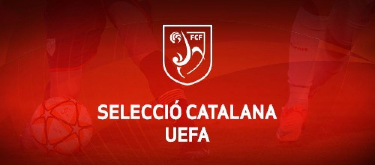 Convocatòria d'entrenament Selecció Catalana Amateur: 2.10.2019