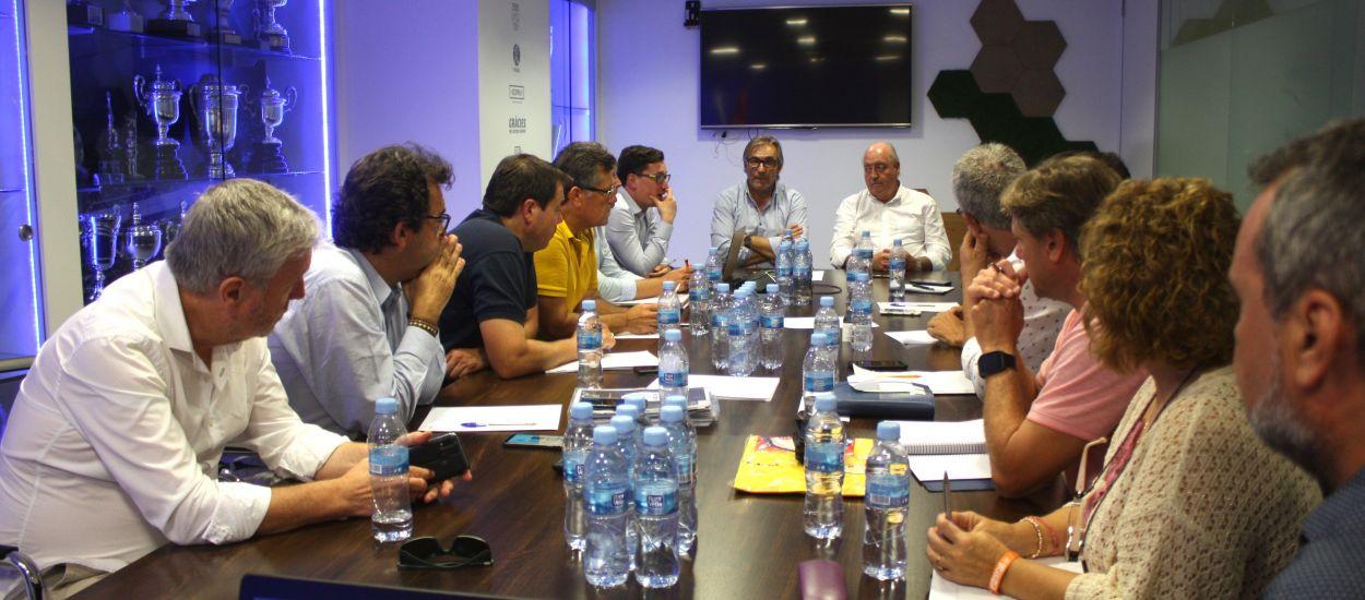 Primera comissió interterritorial de la temporada 2019-2020