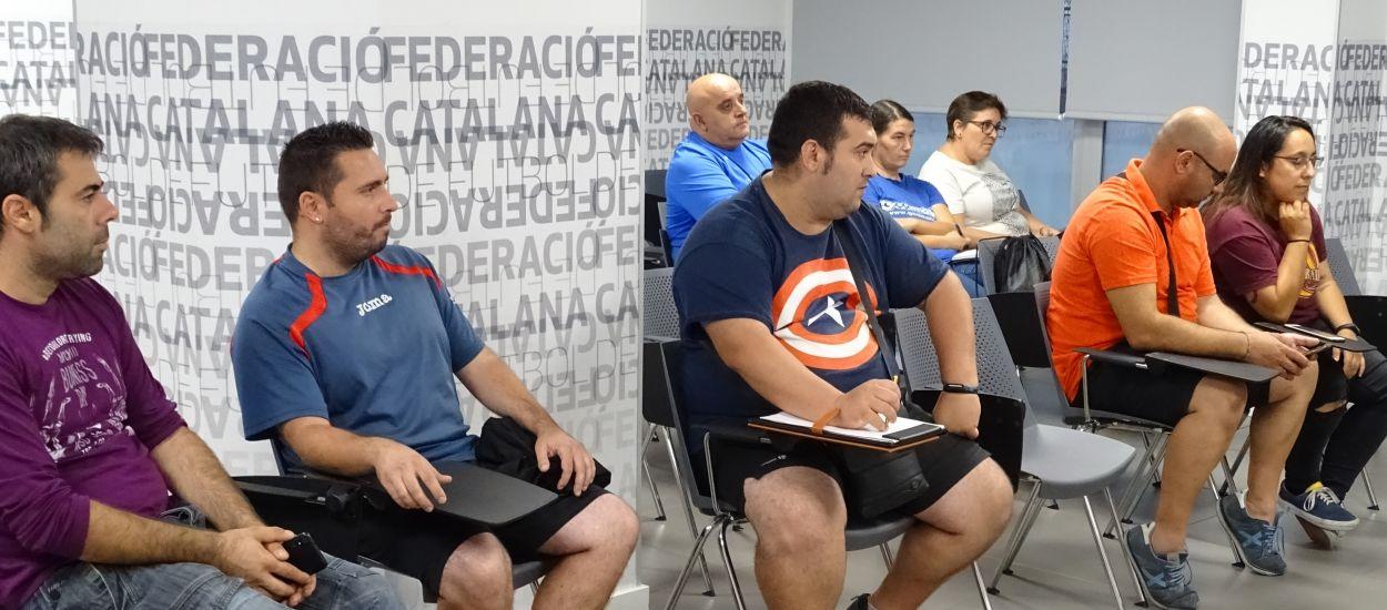 La lliga de Futbol 7 Femení a Tarragona es posa en marxa
