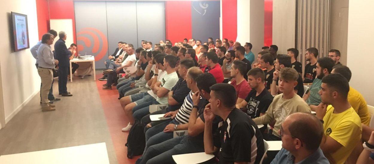 Classe magistral de 'Pacheta' a Lleida