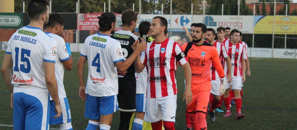 L'AE Prat guanya 2 a 1 al Muleño i es classifica pels vuitens de final de la Copa RFEF