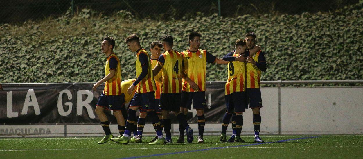 Cinc catalans convocats amb la Selecció Espanyola sub 19 masculina