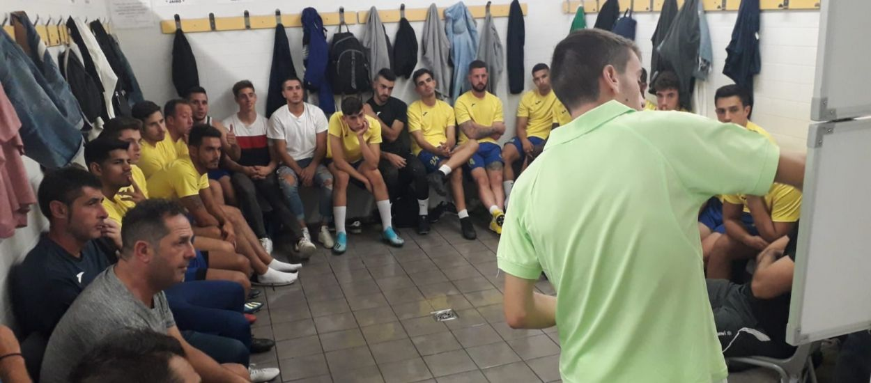 Xerrades arbitrals al CF Sabadell Nord i a la UD Viladecans