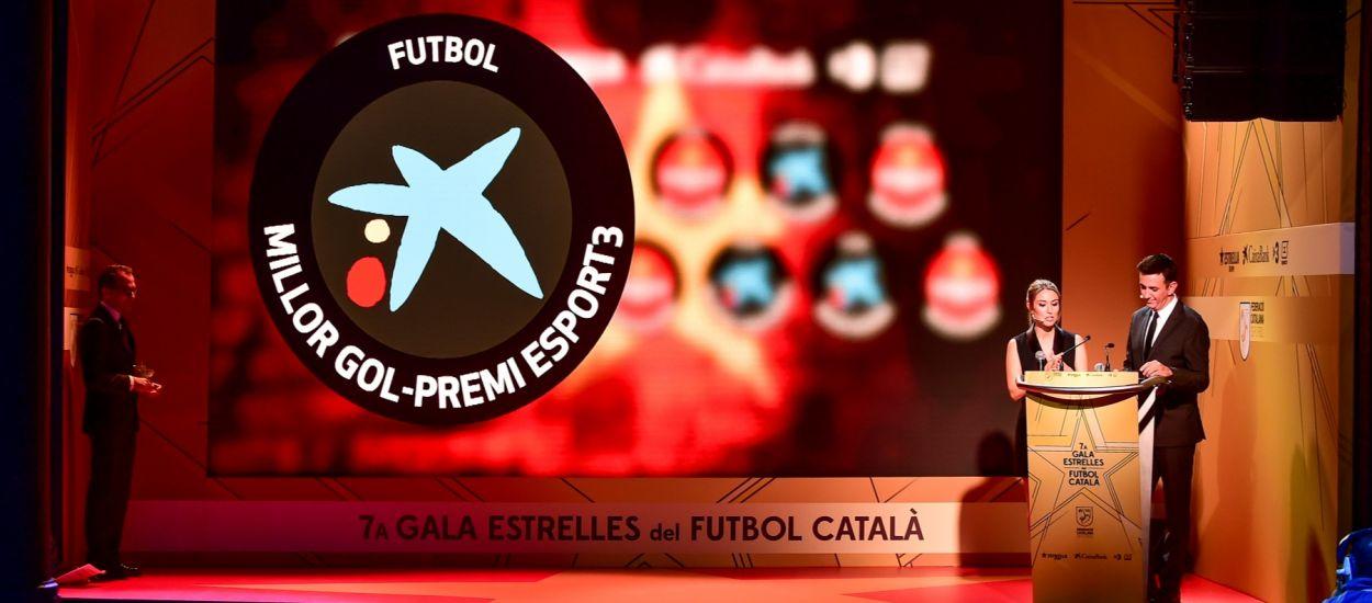 Recta final per votar pel millor gol del futbol català