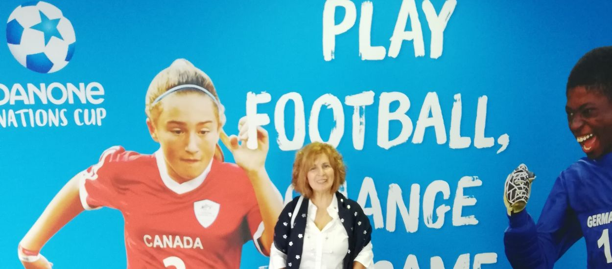 Presència federativa a la Danone Nations Cup