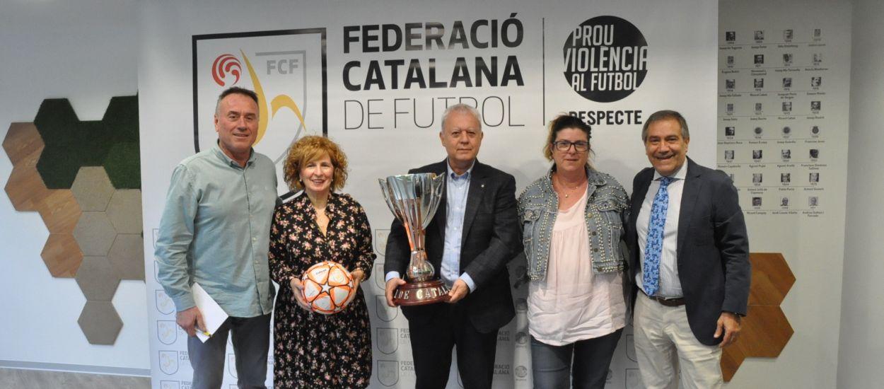 Definits els quarts de final de la Copa Catalunya Absoluta