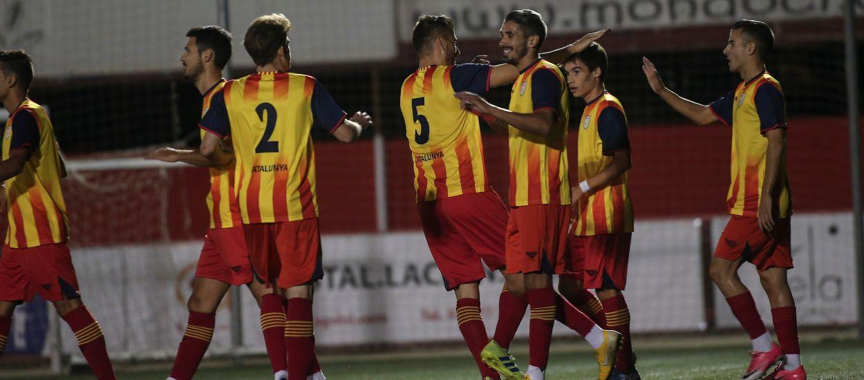 La CatUEFA s'enfrontarà al Cornellà en el segon amistós de la temporada