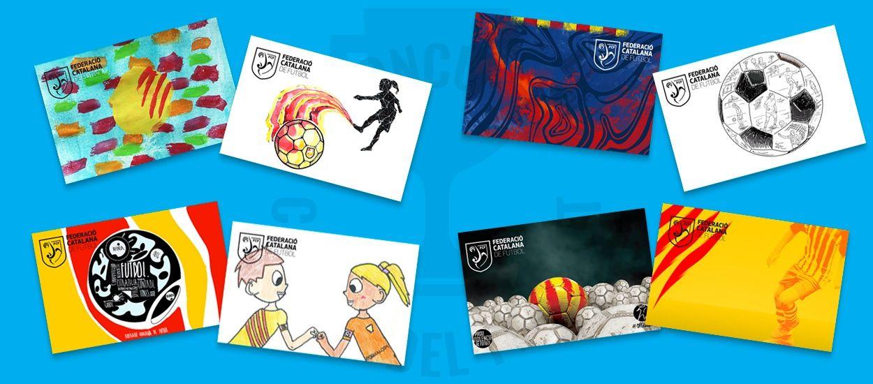 Definits els 8 finalistes del 1r Concurs per dissenyar la imatge del Carnet del Federat