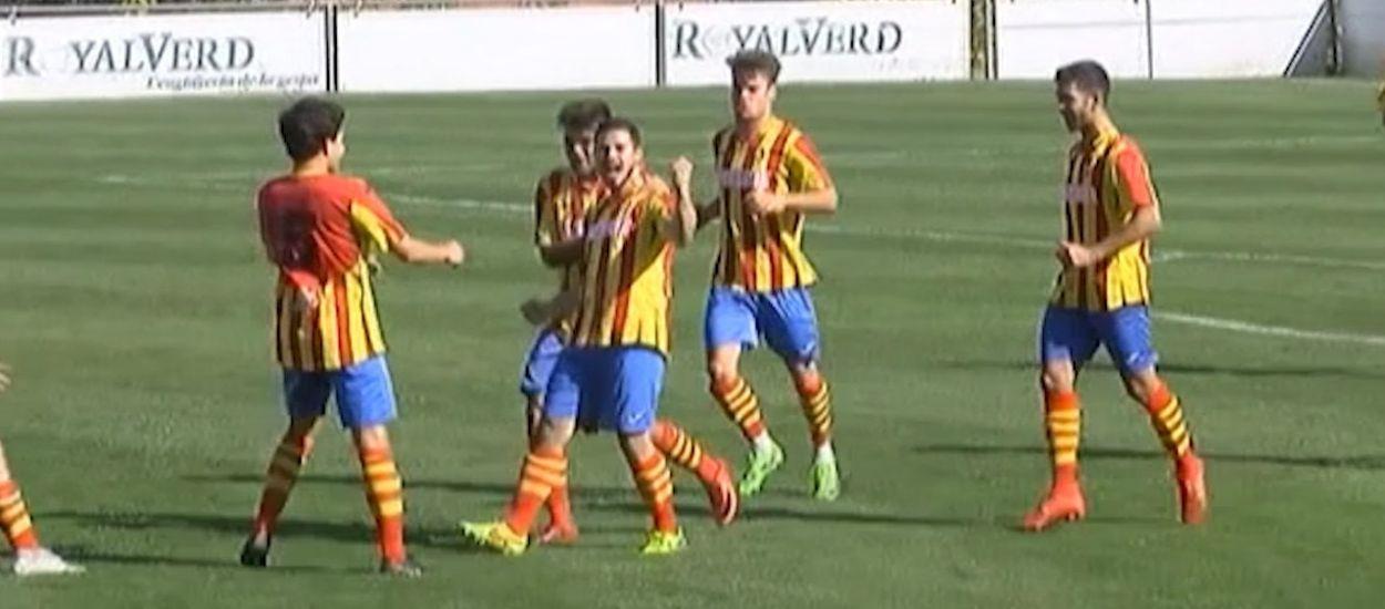 Resum i gols de la jornada 8 de Primera Catalana (Grup 1 i 2)