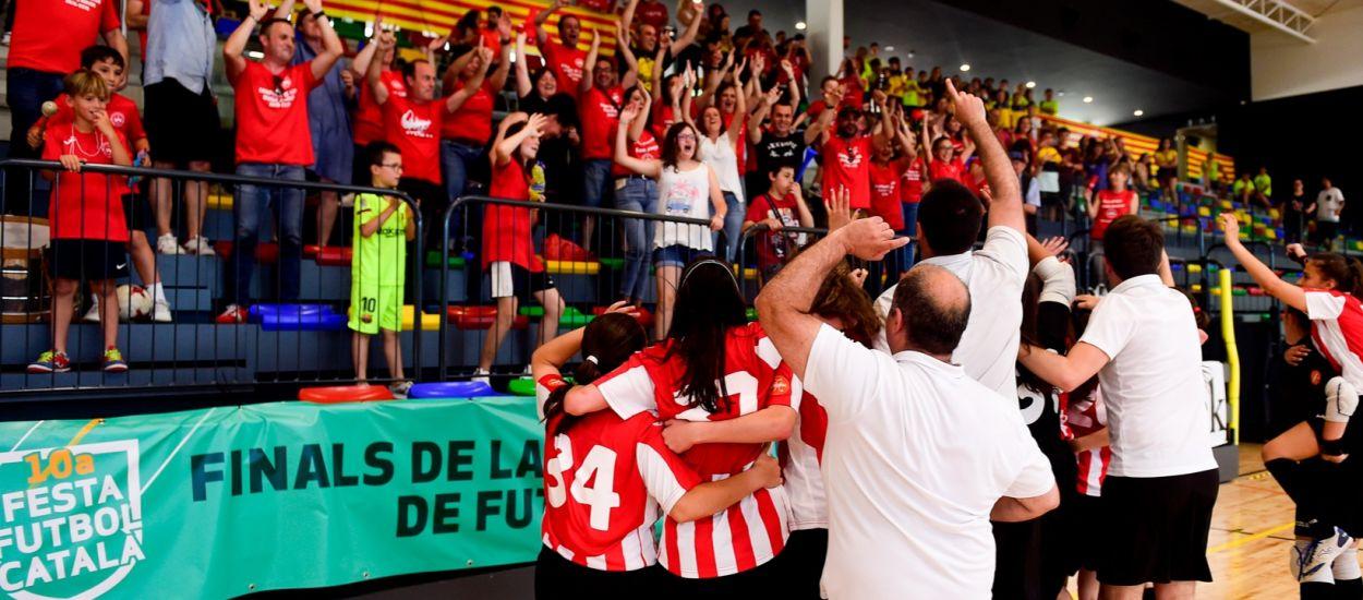 Disponibles los coeficientes para la Copa Catalunya de Fútbol Sala