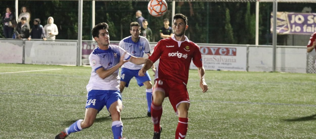 El Prat aconsegueix la semifinal de la Copa Catalunya Absoluta després de derrotar al Nàstic de Tarragona per 1 a 0