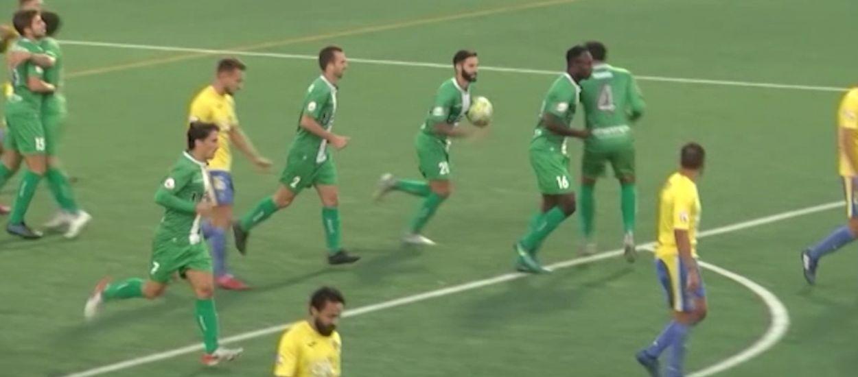 Resum i gols de la jornada 11 de la Segona Divisió 'B' (Grup 3)