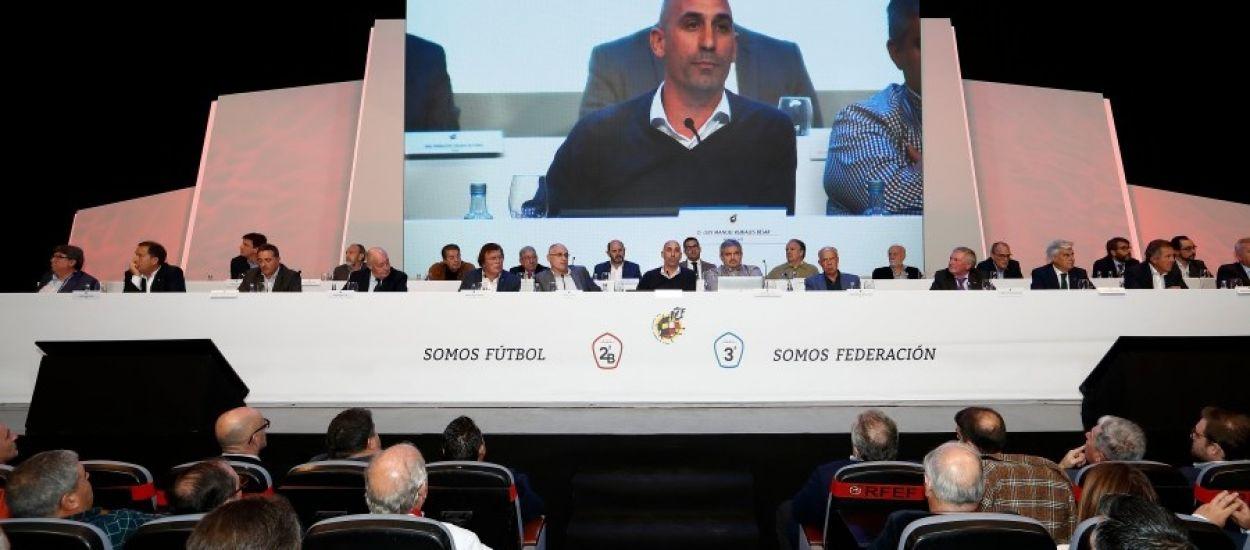 El futbol català, representat en la reunió de clubs de Segona 'B' i Tercera a la RFEF