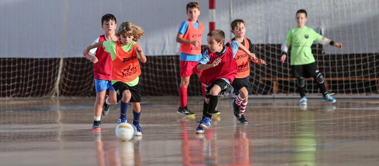 Les Seleccions Comarcals de Futbol Sala agafen rodatge