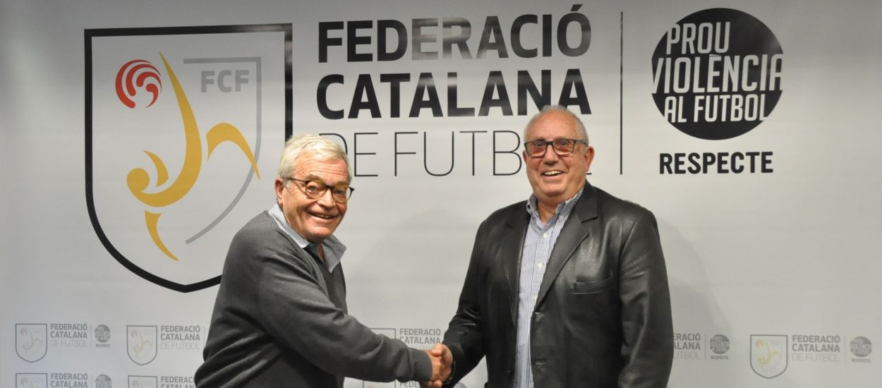 L'FCF i la seva Fundació signen un conveni amb Fedamar