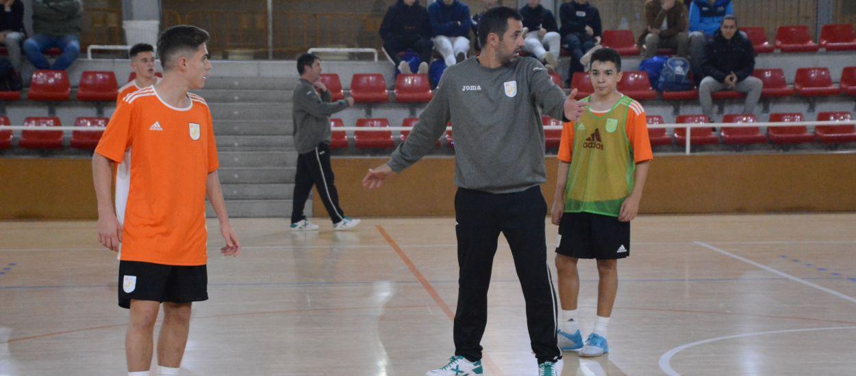 Les Seleccions Catalanes sub 16 i sub 19 es preparen abans del segon partit amistós de la temporada