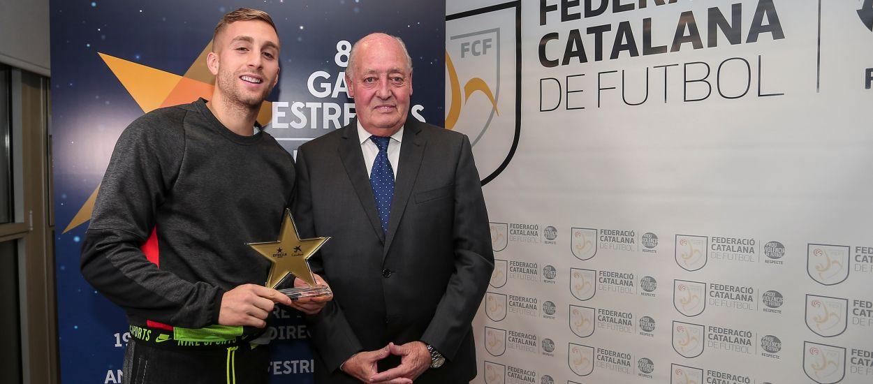 """Gerard Deulofeu: """"Seria un orgull tornar a jugar amb la Selecció Catalana Absoluta"""""""