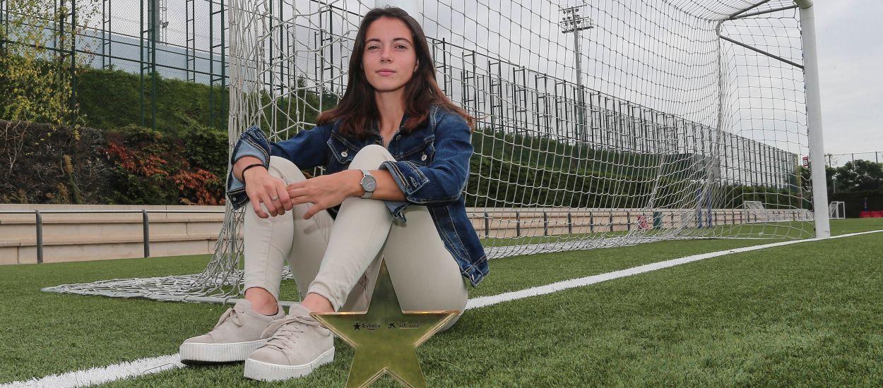 """Aitana Bonmatí: """"Soc ambiciosa i inconformista i això em fa créixer cada dia"""""""