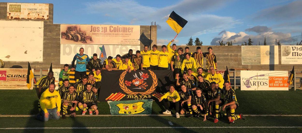 Presentats els equips del Club Esportiu Moià