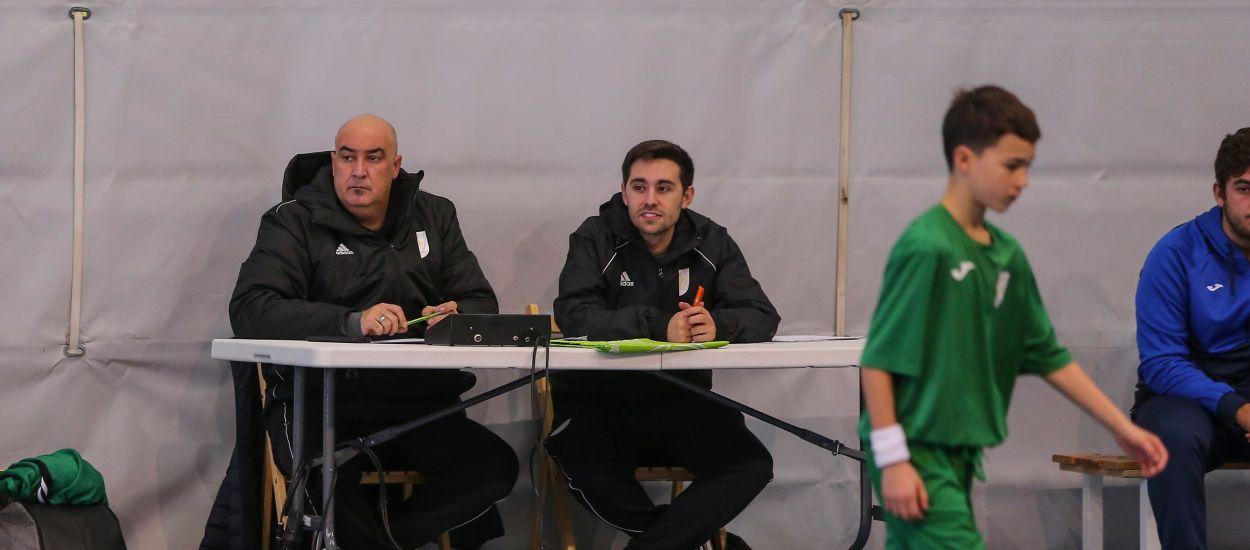 Els seleccionadors catalans presents en els Campionats Comarcals de futbol sala