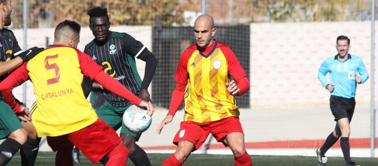 Empat sense gols a Arroyo de San Serván