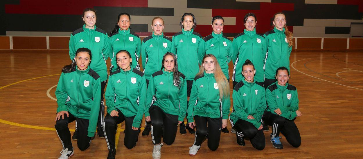 Protagonisme de les àrbitres femenines als Campionats Comarcals de futbol sala