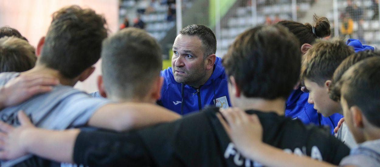 Oberts nous cursos de Monitor de Futbol Sala