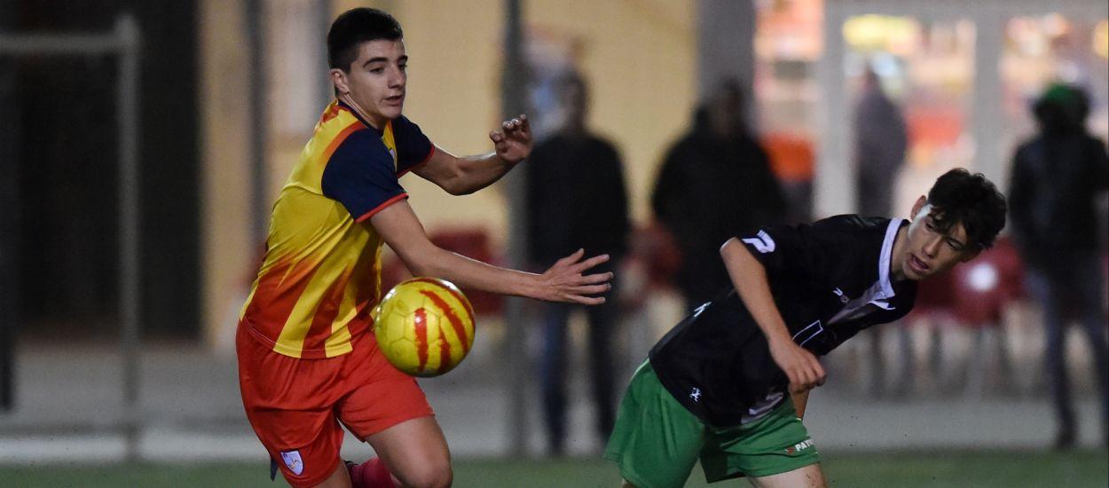 El gol arriba al final i fa justícia amb Catalunya