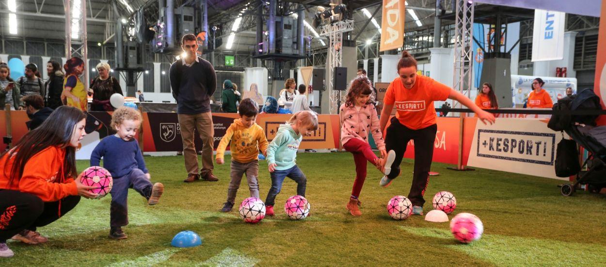 La FCF impulsará de nuevo los valores del deporte en la 3a edición de La Ciudad de los Sueños