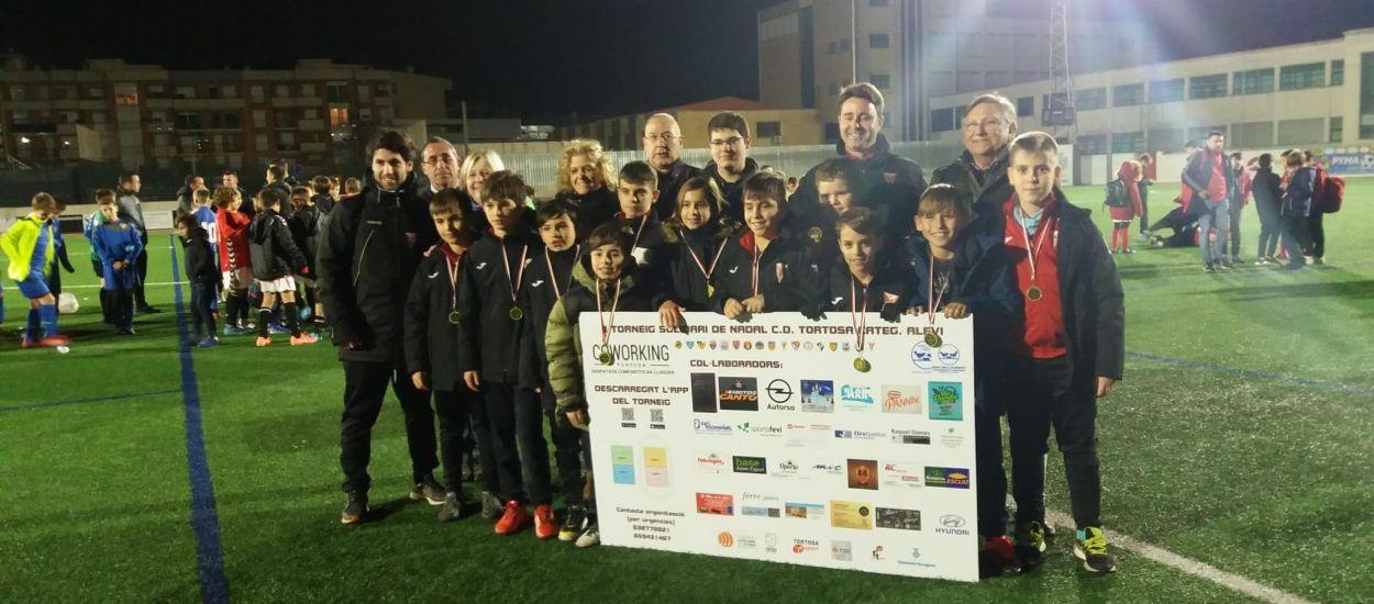 La Fundació de l'FCF col·labora amb el torneig solidari del CD Tortosa