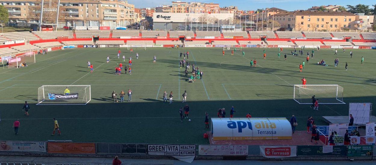 Comença l'Excellence Cup, la nova competició de futbol inclusiu