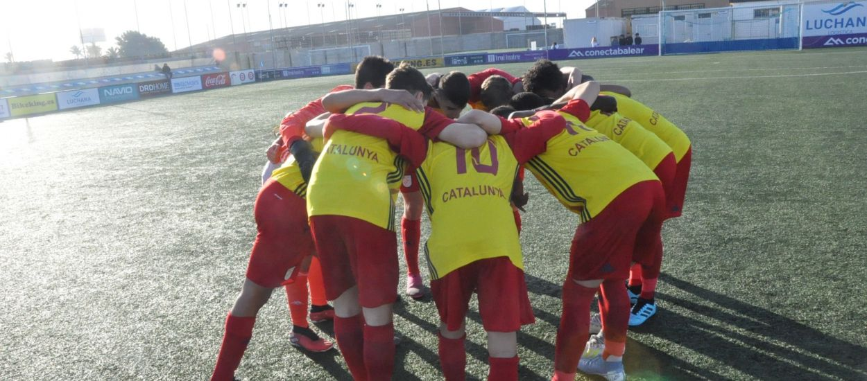 Navarra, seu de la segona fase per a les seleccions catalanes masculines