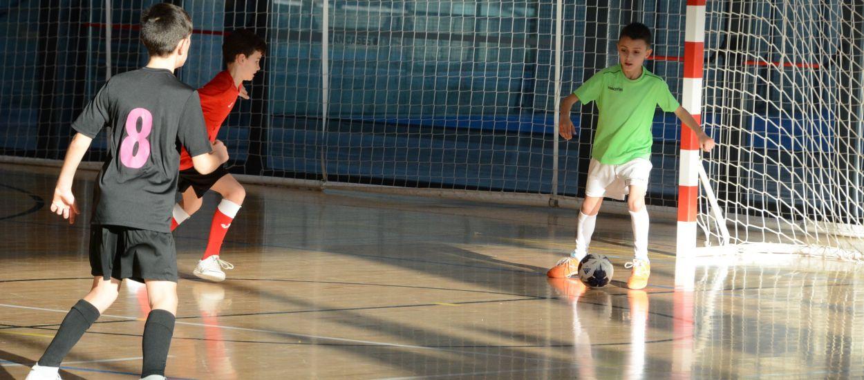 Les Seleccions Catalanes Base de futbol sala continuen agafant rodatge