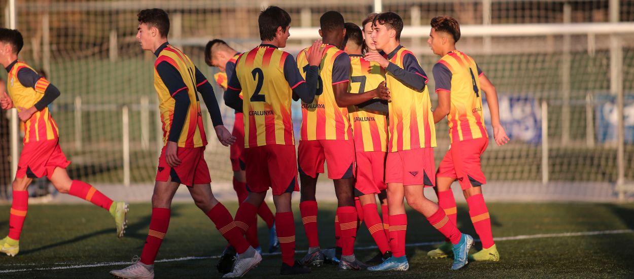 Sis catalans convocats amb la Selecció Espanyola sub 18 masculina