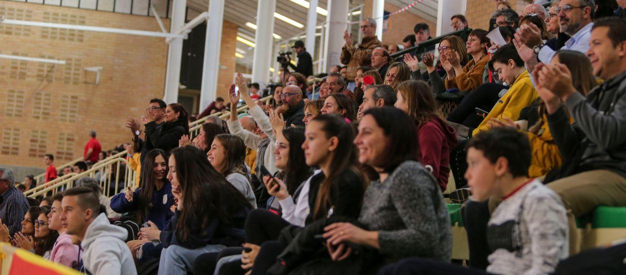 La FCFTV registra unas cifras de audiencia récord en el Campeonato de España de Fútbol Sala